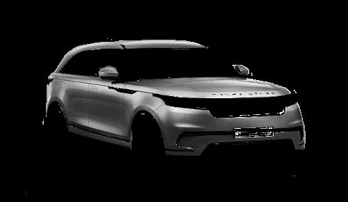 Цвета кузова Range Rover Velar